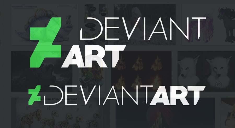 ポートフォリオサイト|DeviantArt(デヴィアントアート)
